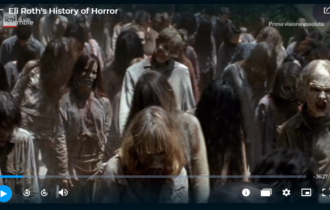 Zombie - Eli Roth's History of Horror